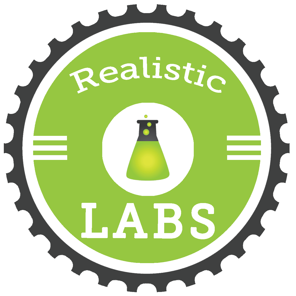 Realistic Labs Badge